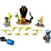 LEGO 71732 - LEGO NINJAGO - Epic Battle Set, Jay vs. Serpentine