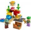LEGO 21164 - LEGO MINECRAFT - The Coral Reef