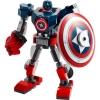LEGO 76168 - LEGO MARVEL SUPER HEROES - Captain America Mech Armour