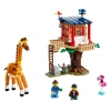 LEGO 31116 - LEGO CREATOR - Safari Wildlife Tree House