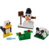 LEGO 11012 - LEGO CLASSIC - Creative White Bricks