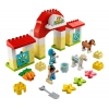 LEGO 10951 - LEGO DUPLO - Horse Stable and Pony Care