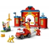 LEGO 10776 - LEGO DISNEY - Mickey & Friends Fire Station & Truck