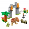 LEGO 10939 - LEGO DUPLO - T. Rex and Triceratops Dinosaur Breakout