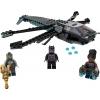 LEGO 76186 - LEGO MARVEL SUPER HEROES - Black Panther Dragon Flyer