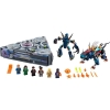 LEGO 76156 - LEGO MARVEL SUPER HEROES - Rise of the Domo