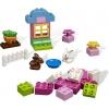 LEGO 4623 - LEGO DUPLO - Pink Brick Box