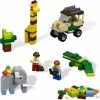 LEGO 4637 - LEGO BRICKS & MORE - Safari Building Set
