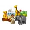 LEGO 4962 - LEGO DUPLO - Baby Zoo