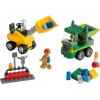 LEGO 5930 - LEGO BRICKS & MORE - Road Construction Building Set