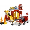 LEGO 6168 - LEGO DUPLO - Fire Station