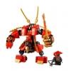 LEGO 70500 - LEGO NINJAGO - Kai's Fire Mech