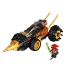 LEGO 70502 - LEGO NINJAGO - Cole's Earth Driller