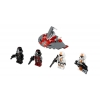 LEGO 75001 - LEGO STAR WARS - Republic Troopers vs. Sith Troopers