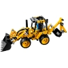 LEGO 42004 - LEGO TECHNIC - Mini Backhoe Loader