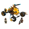 LEGO 70002 - LEGO LEGENDS OF CHIMA - Lennox' Lion Attack