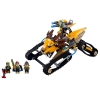 LEGO 70005 - LEGO LEGENDS OF CHIMA - Laval's Royal Fighter