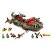 LEGO 70006 - LEGO LEGENDS OF CHIMA - Cragger's Command Ship