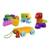 LEGO 10554 - LEGO DUPLO - Toddler Build and Pull Along