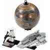 LEGO 75007 - LEGO STAR WARS - Republic Assault Ship & Coruscant