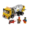 LEGO 60018 - LEGO CITY - Cement Mixer