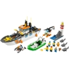 LEGO 60014 - LEGO CITY - Coast Guard Patrol