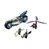 LEGO 70007 - LEGO LEGENDS OF CHIMA - Eglor's Twin Bike