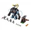 LEGO 70008 - LEGO LEGENDS OF CHIMA - Gorzan's Gorilla Striker