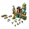 LEGO 70010 - LEGO LEGENDS OF CHIMA - The Lion CHI Temple