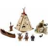LEGO 79107 - LEGO THE LONE RANGER - Comanche Camp