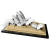 LEGO 21012 - LEGO ARCHITECTURE - Sydney Opera House