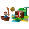 LEGO 10512 - LEGO DUPLO - Jake's Treasure Hunt