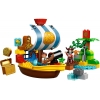 LEGO 10514 - LEGO DUPLO - Jake's Pirate Ship Bucky