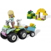 LEGO 3935 - LEGO FRIENDS - Stephanie's Pet Patrol