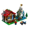 LEGO 31025 - LEGO CREATOR - Mountain Hut