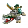 LEGO 70126 - LEGO LEGENDS OF CHIMA - Crocodile Legend Beast