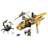 LEGO 70129 - LEGO LEGENDS OF CHIMA - Lavertus' Twin Blade