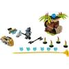 LEGO 70136 - LEGO LEGENDS OF CHIMA - Banana Bash
