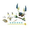 LEGO 70139 - LEGO LEGENDS OF CHIMA - Sky Launch