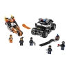 LEGO 70808 - LEGO THE LEGO MOVIE - Super Cycle Chase