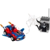 LEGO 10665 - LEGO JUNIORS - Spider Man: Spider Car Pursuit