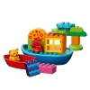 LEGO 10567 - LEGO DUPLO - Toddler Build and Boat Fun