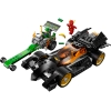 LEGO 76012 - LEGO DC UNIVERSE SUPER HEROES - Batman: The Riddler Chase