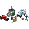 LEGO 60048 - LEGO CITY - Police Dog Unit