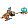 LEGO 60032 - LEGO CITY - Arctic Snowmobile