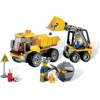 LEGO 4201 - LEGO CITY - Loader and Tipper