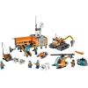 LEGO 60036 - LEGO CITY - Arctic Base Camp