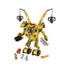LEGO 70814 - LEGO THE LEGO MOVIE - Emmet's Constructo Mech
