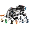 LEGO 70815 - LEGO THE LEGO MOVIE - Super Secret Police Dropship