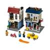 LEGO 31026 - LEGO CREATOR - Bike Shop & Cafe